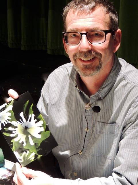 Phil Madley encaustic artist